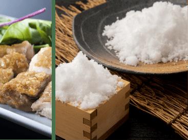 焼き鳥塩焼き専用 塩